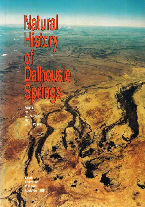 Image for Natural History of Dalhousie Springs