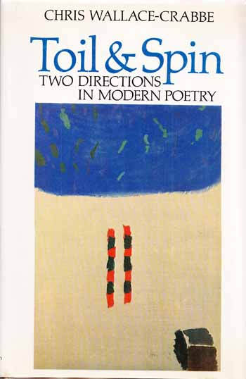 Image for Toil & Spin Two Directions in Modern Poetry