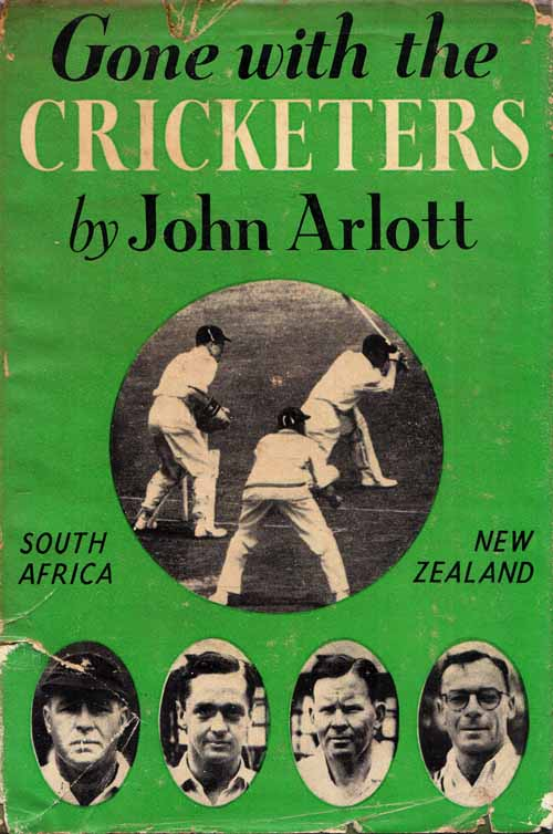GONE WITH THE CRICKETERS