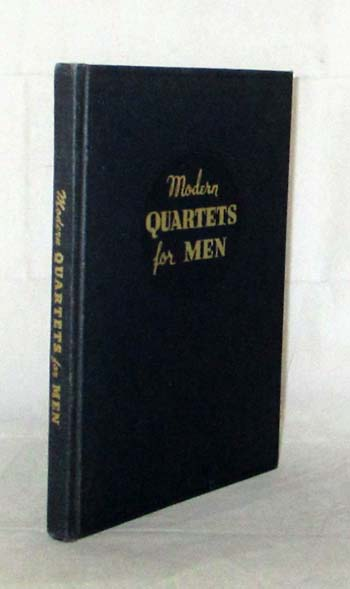 Image for Modern Quartets for Men