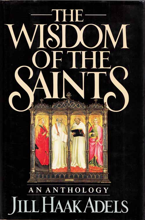 Image for The Wisdom of the Saints An Anthology