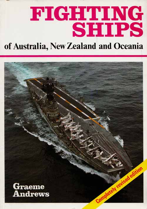Image for Fighting Ships of Australia & New Zealand