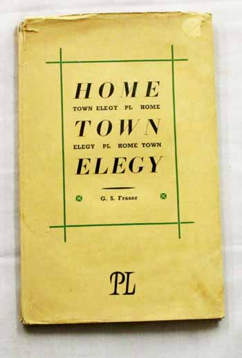 Image for HOME TOWN ELEGY