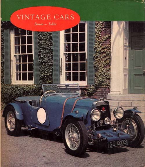 Image for Vintage Cars in Colour