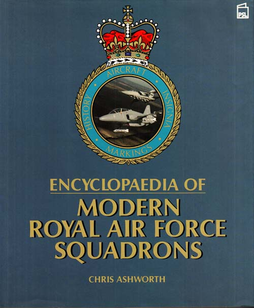 Image for Encyclopedia of Modern Royal Air Force Squadrons