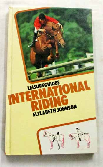 Image for International Riding