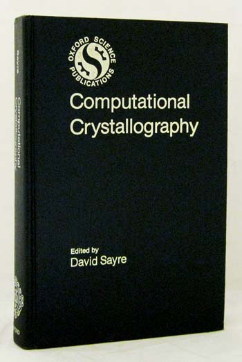 Image for Computational Crystallography