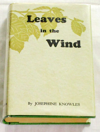 Image for Leaves in the Wind [Signed Copy]
