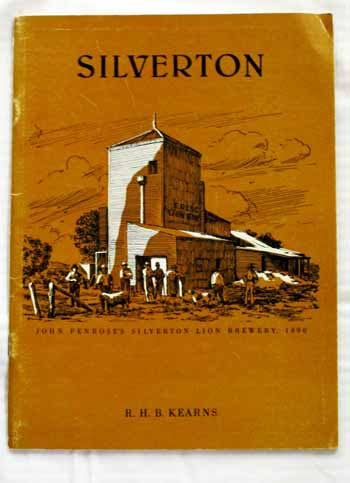 Image for Silverton A Brief History