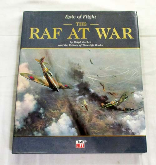 Image for The RAF at War