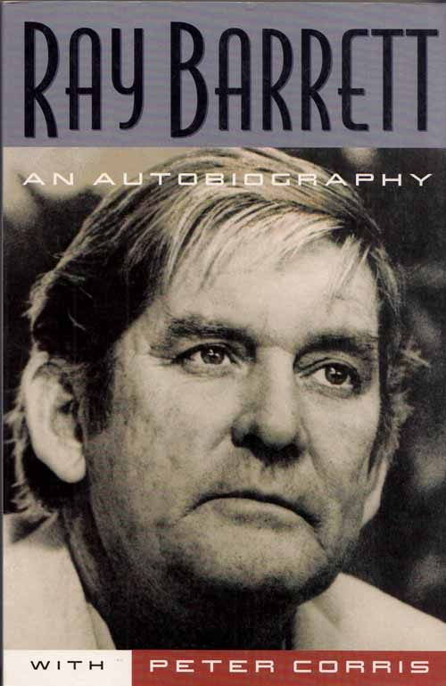 Image for Ray Barrett An Autobiography