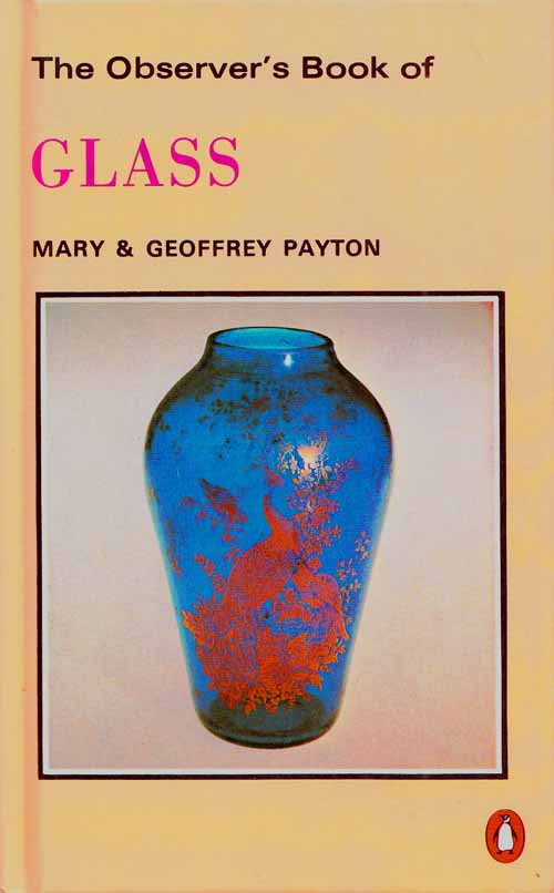 Image for The Observer's Book of Glass