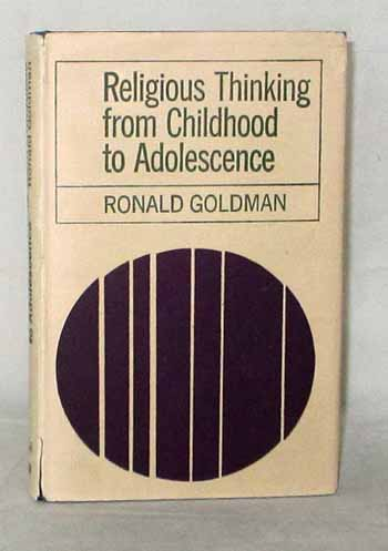Image for Religious Thinking from Childhood to Adolescence