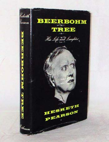Image for Beerbohm Tree His Life and Laughter