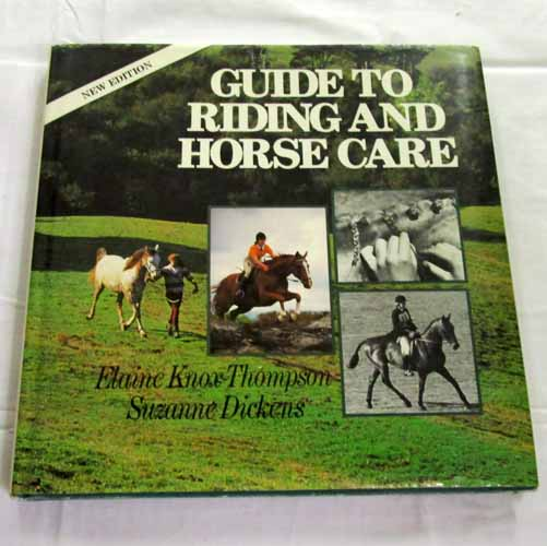 Image for Guide to Riding and Horse Care