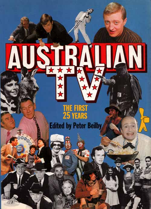 Image for Australian TV The First 25 Years