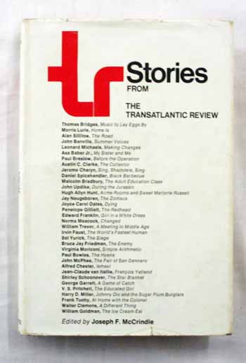 Image for Stories from The Transatlantic Review