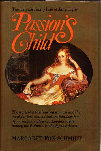 Image for Passion's Child.  The Extraordinary Life of Jane Digby