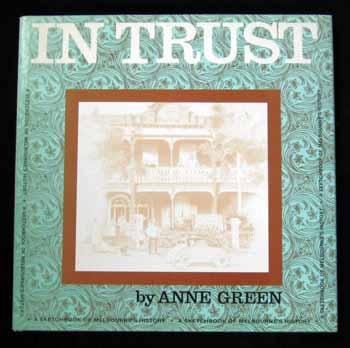 Image for In Trust: A Sketchbook of Melbourne's History