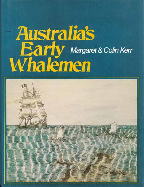 Image for Australia's Early Whalemen