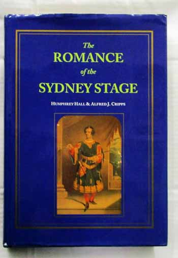 Image for The Romance of the Sydney Stage by Osric