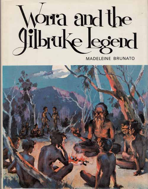 Image for Worra and the Jilbruke Legend