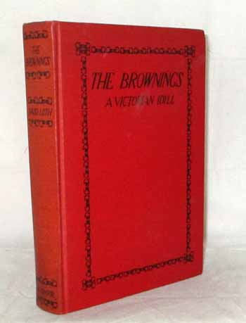 Image for The Brownings A Victorian Idyll