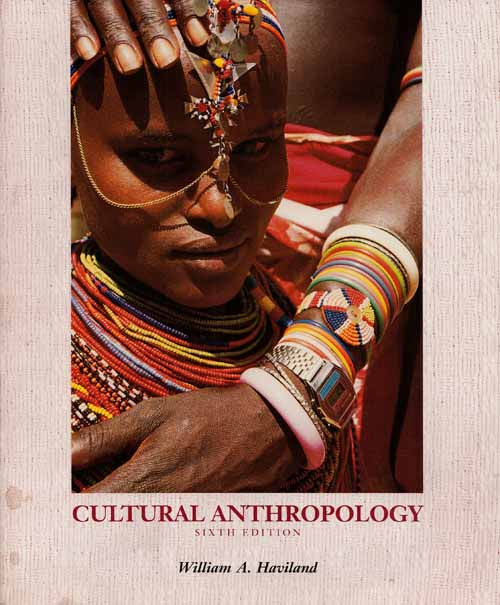 Image for Cultural Anthropology