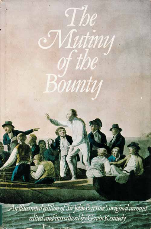 Image for The Mutiny of the Bounty
