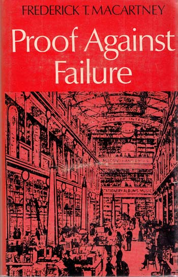 Image for Proof Against Failure