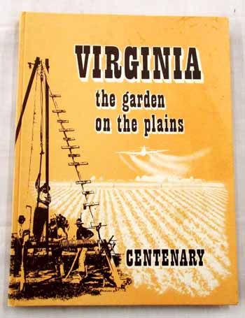 Image for Virginia. The Garden on the Plains 1876-1976