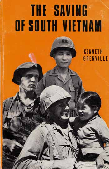 Image for The Saving of South Vietnam