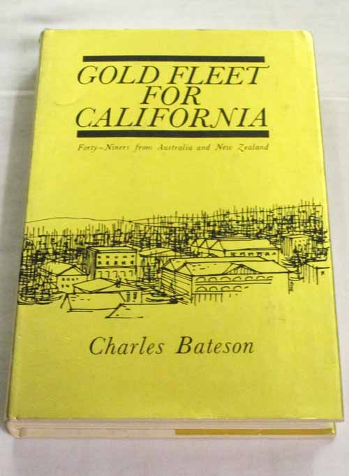 Image for Gold Fleet for California.  Forty-Niners from Australia and New Zealand