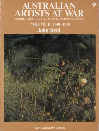 Image for Australian Artists at War Volume II 1940-1970