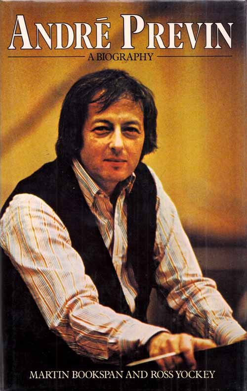 Image for Andre Previn A Biography