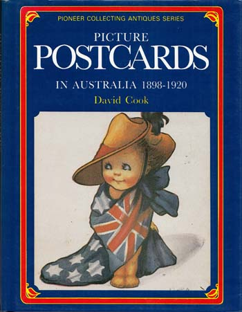 Image for PICTURE POSTCARDS IN AUSTRALIA 1898-1920