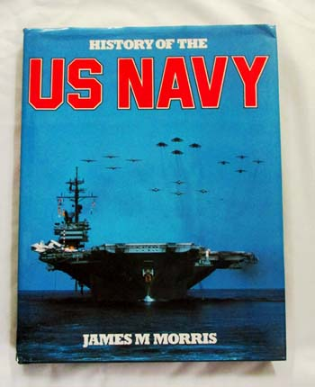 Image for HISTORY OF THE US NAVY