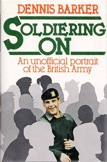Image for SOLDIERING ON