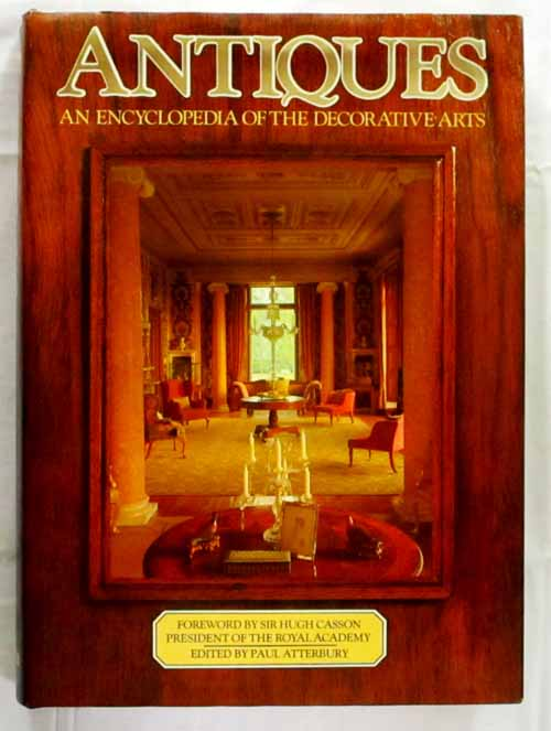 Image for Antiques: An Encyclopedia of the Decorative Arts