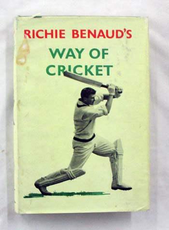 Image for WAY OF CRICKET