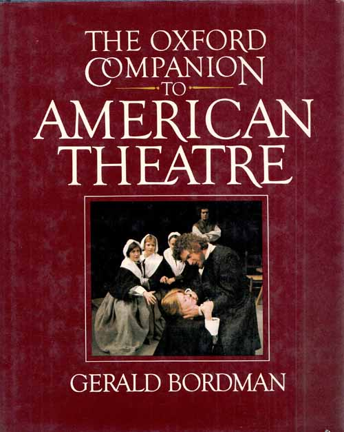 Image for THE OXFORD COMPANION TO AMERICAN THEATRE