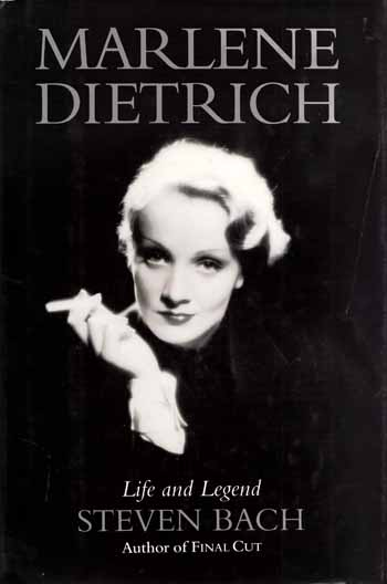 Image for Marlene Dietrich.  Life and Legend