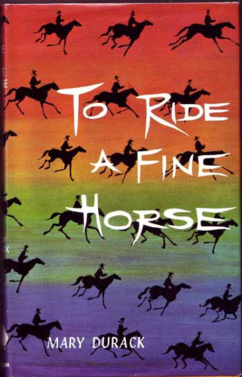 Image for To Ride a Fine Horse