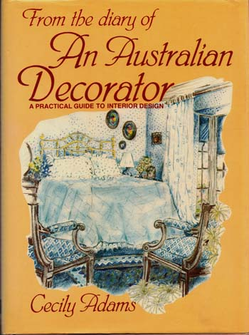 Image for From the Diary of an Australian Decorator