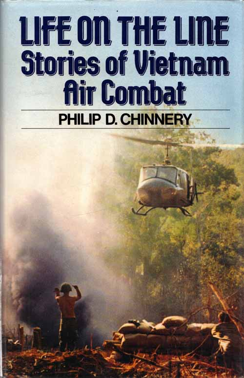 Image for Life on the Line.  Stories of Vietnam Air Combat