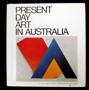 Image for Present Day Art in Australia