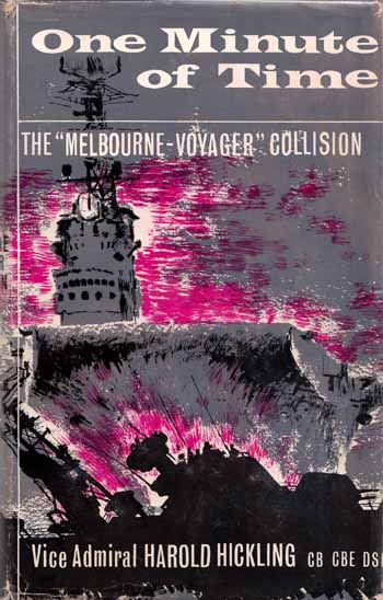 "Image for One Minute of Time. The ""Melbourne-Voyager"" Collision"