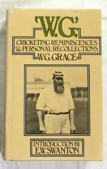 Image for 'W.G.' Cricketing Reminiscences and Personal Recollections