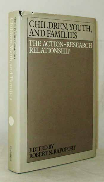 Image for Children, Youth, and Families: the Action-Research relationship