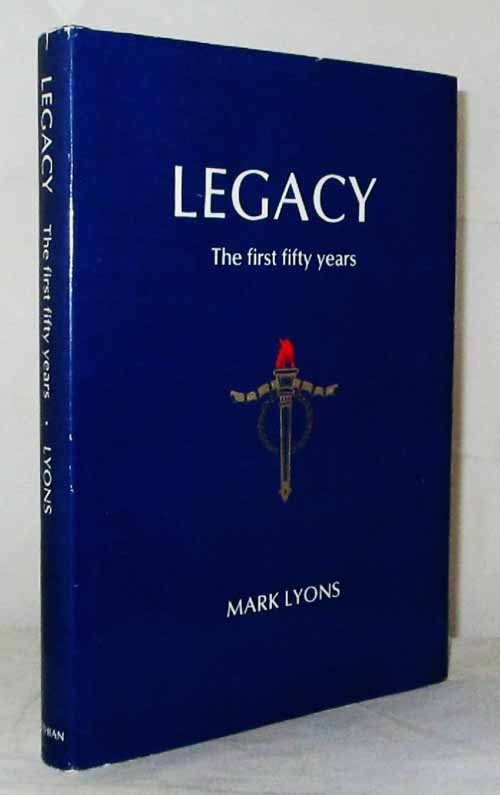 Image for Legacy The First Fifty Years